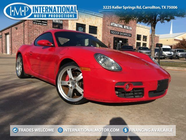 2006 Porsche Cayman S in Carrollton, TX 75006