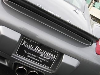 2006 Sold Porsche Cayman S Conshohocken, Pennsylvania 40