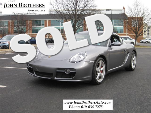 2006 Sold Porsche Cayman S Conshohocken, Pennsylvania