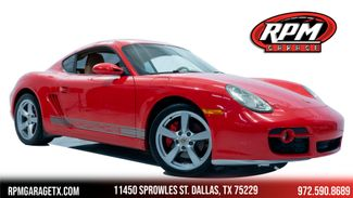 2006 Porsche Cayman S in Dallas, TX 75229