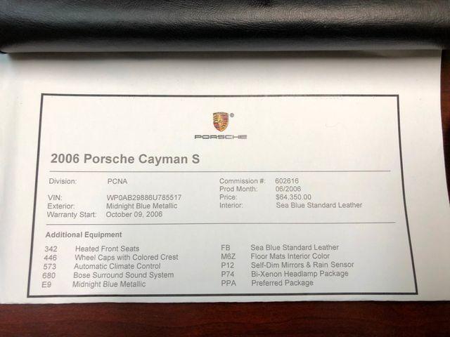 2006 Porsche Cayman S Longwood, FL 45