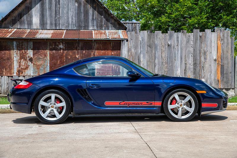 2006 Porsche Cayman S Coupe  city TX  Dallas Motorsports  in Wylie, TX