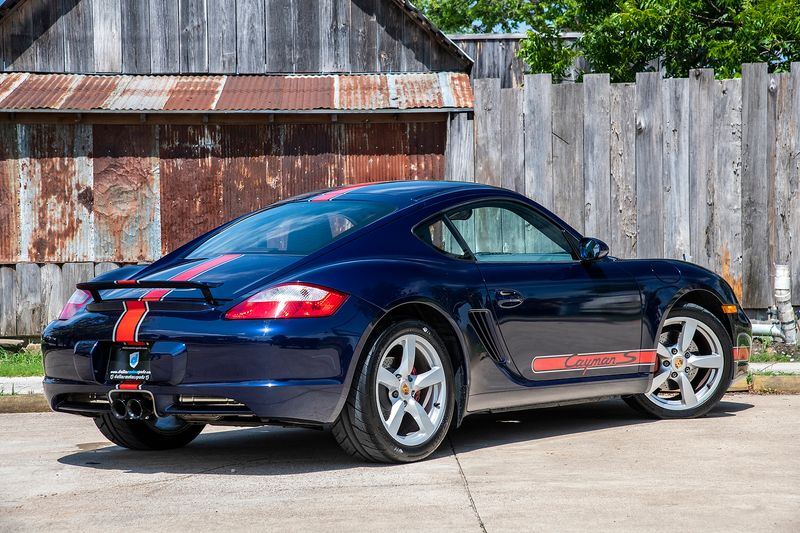 2006 Porsche Cayman S Coupe  city TX  Dallas Motorsports  in Wylie, TX