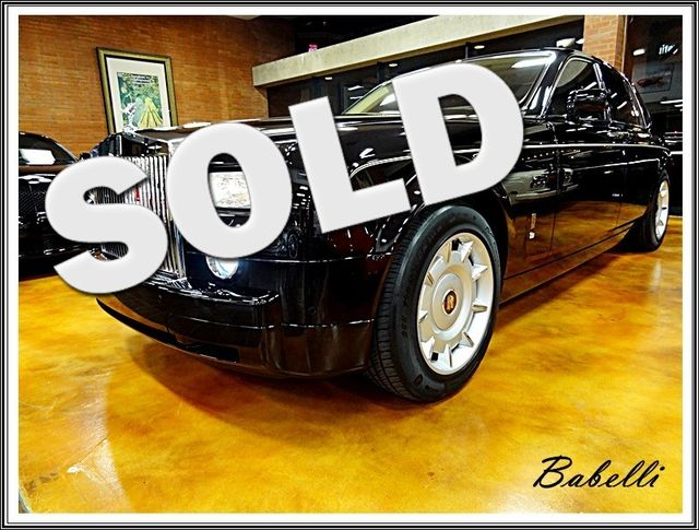 2006 Rolls-Royce Phantom La Jolla, California 0