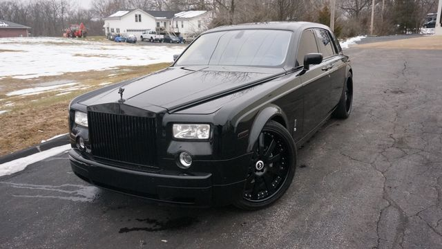2006 Rolls-Royce Phantom Valley Park, Missouri 1