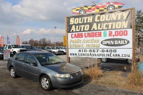 2006 Saturn Ion LEVEL 2 in Harwood, MD