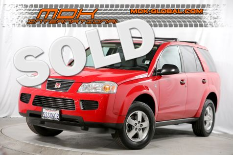 2006 Saturn VUE - 4 Cylinder - Manual transmission in Los Angeles