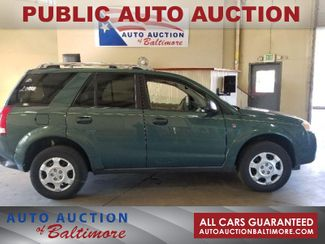 2006 Saturn VUE  | JOPPA, MD | Auto Auction of Baltimore  in Joppa MD