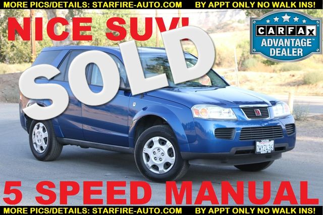 2006 Saturn VUE 5 SPEED Santa Clarita, CA 0