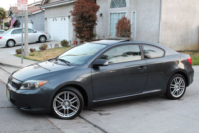 2006 Scion TC COUPE AUTOMATIC LEATHER ALLOY WHLS in Woodland Hills CA, 91367