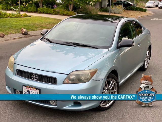 2006 Scion tC HATCHBACK MANUAL SERVICE RECORDS NEW TIRES in Van Nuys, CA 91406