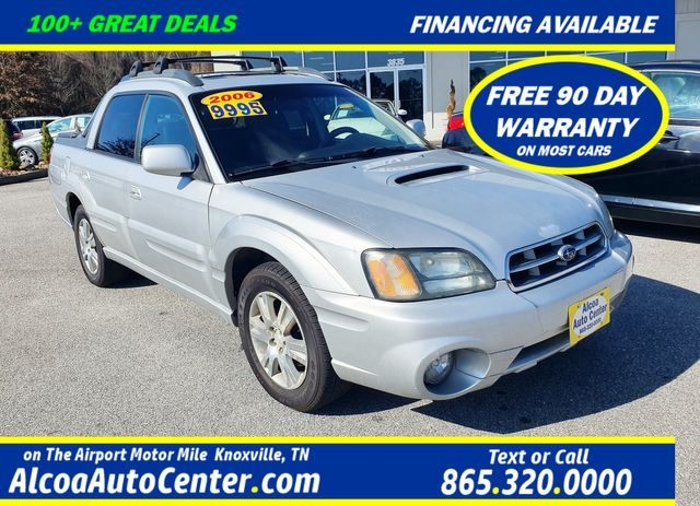 2006 Subaru Baja Turbo w/Leather Pkg