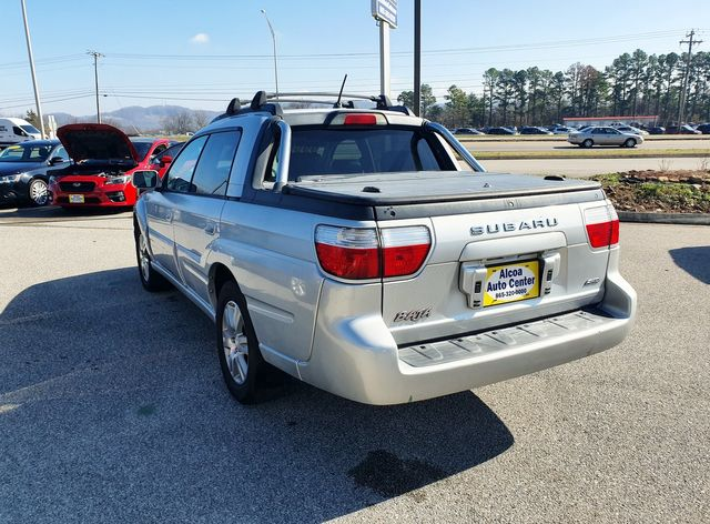 2006 Subaru Baja Turbo w/Leather Pkg in Louisville, TN 37777