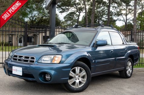 2006 Subaru Baja Turbo in , Texas