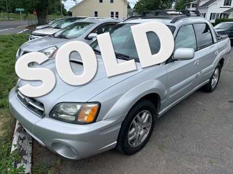 2006 Subaru Baja Turbo w/Leather Pkg in West Springfield, MA