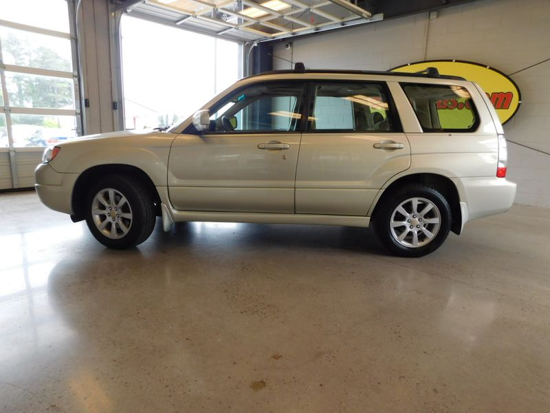 2006 Subaru Forester 25 X wPremium Pkg  city TN  Doug Justus Auto Center Inc  in Airport Motor Mile ( Metro Knoxville ), TN