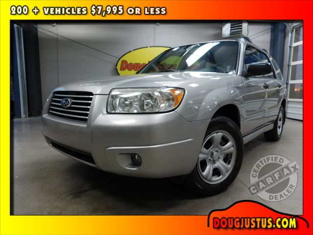 2006 Subaru Forester 2.5 X in Airport Motor Mile ( Metro Knoxville ), TN 37777