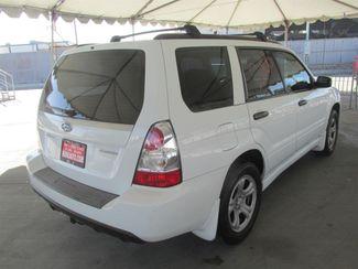 2006 Subaru Forester 2.5 X Gardena, California 2