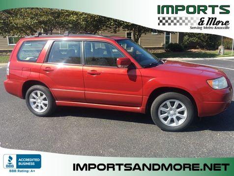 2006 Subaru Forester 2.5X Premium AWD in Lenoir City, TN