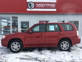 2006 Subaru Forester 25 XT Limited  city Montana  Montana Motor Mall  in , Montana