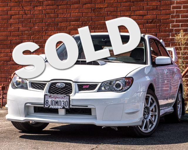 2006 Subaru Impreza WRX STi Burbank, CA
