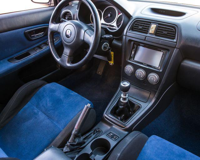 2006 Subaru Impreza WRX STi Burbank, CA 11