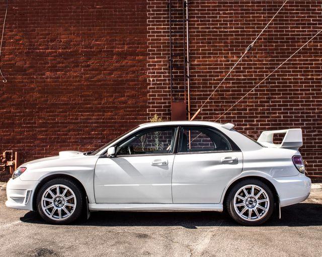 2006 Subaru Impreza WRX STi Burbank, CA 4