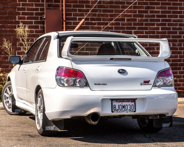 2006 Subaru Impreza WRX STi Burbank, CA 5
