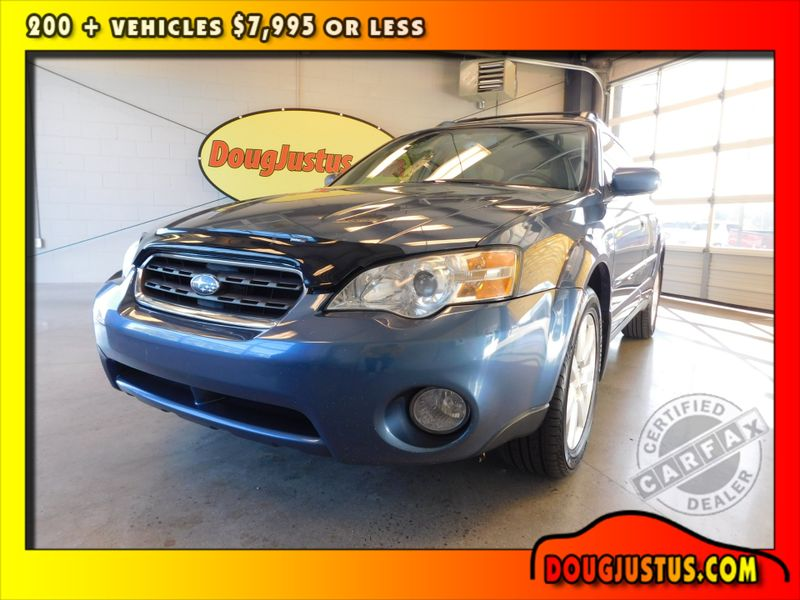 2006 Subaru Outback 25i Ltd (New Timing Belt)  city TN  Doug Justus Auto Center Inc  in Airport Motor Mile ( Metro Knoxville ), TN