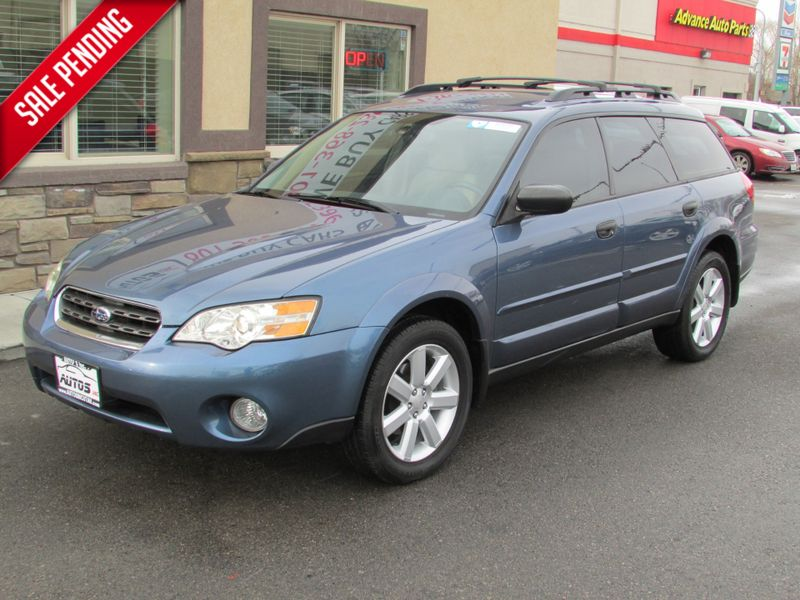 2006 Subaru Outback 25i Wagon AWD  city Utah  Autos Inc  in , Utah