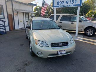 2006 Subaru Outback 2.5i Chico, CA 1