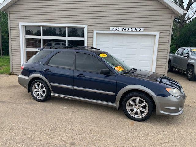 2006 Subaru Outback Sport Sp Edition
