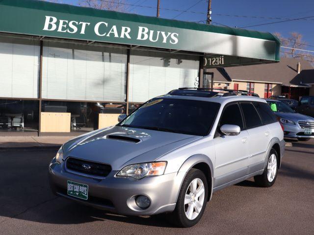 2006 Subaru Outback 2.5 XT Ltd