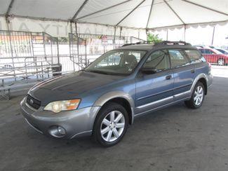 2006 Subaru Outback 2.5i Gardena, California