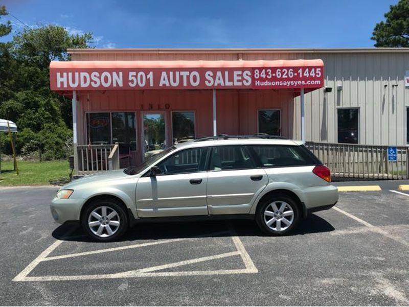 2006 Subaru Outback 2.5i | Myrtle Beach, South Carolina | Hudson Auto Sales in Myrtle Beach South Carolina