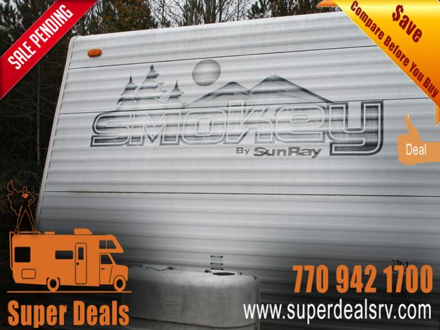 2006 Sunray SMOKEY 24BHLE in Temple GA, 30179