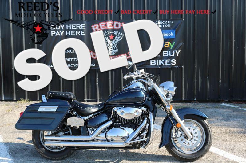 2006 Suzuki Boulevard C50 VL800 | Hurst, Texas | Reed's Motorcycles in Hurst Texas