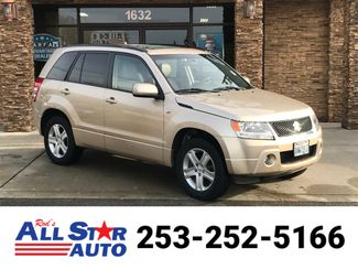 2006 Suzuki Grand Vitara Luxury 4WD in Puyallup Washington, 98371