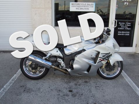 2006 Suzuki Hayabusa 1300R  in Dania Beach, Florida