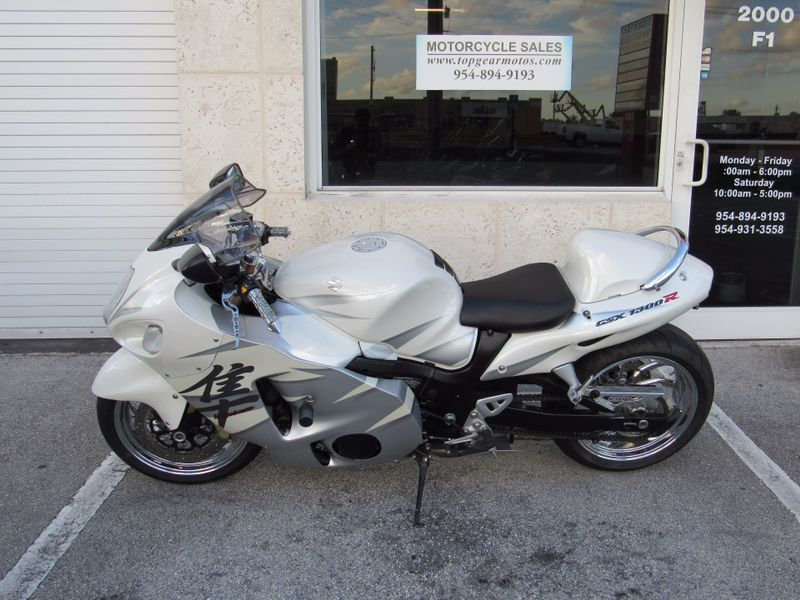 2006 Suzuki Hayabusa 1300R   city Florida  Top Gear Inc  in Dania Beach, Florida