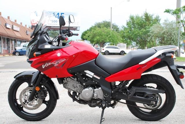2006 Suzuki V-Strom DL650 in Dania Beach Florida, 33004