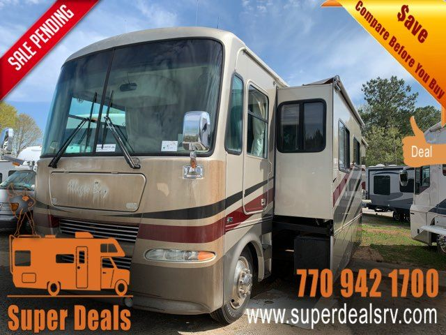 2006 Tiffin Allegro Bay 37DB in Temple, GA 30179