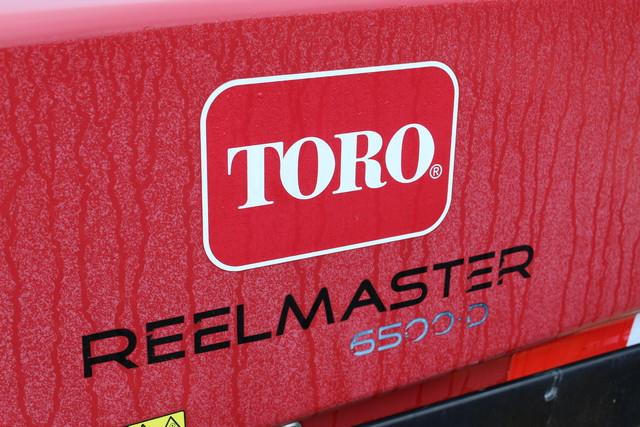 2006 Toro Reelmaster 6500D Fairway Mower San Antonio, Texas 1