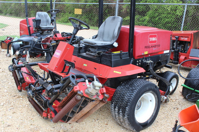 2006 Toro Reelmaster 6500D Fairway Mower San Antonio, Texas 0