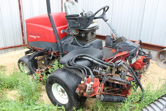 2006 Toro Reelmaster Crosstrax 5610 AWD Fairway Mower San Antonio, Texas