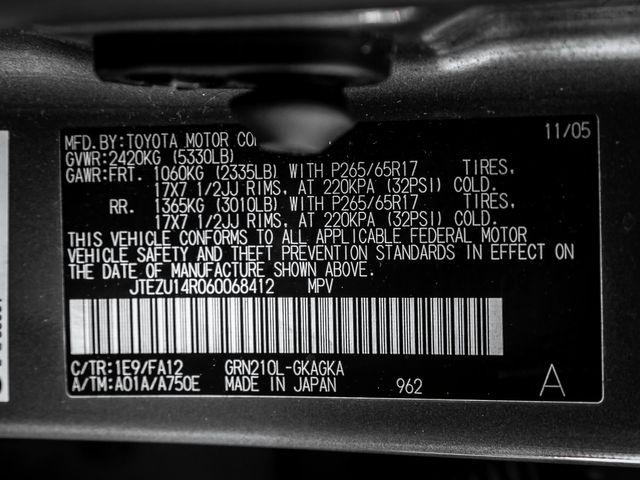2006 Toyota 4Runner SR5 Sport Burbank, CA 28