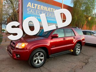 2006 Toyota 4Runner Limited 3 MONTH/3,000 MILE NATIONAL POWERTRAIN WARRANTY Mesa, Arizona