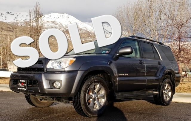 2006 Toyota 4Runner Limited LINDON, UT