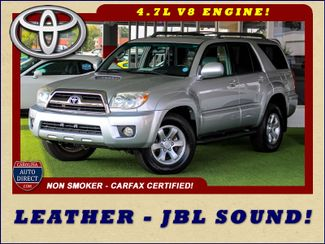 2006 Toyota 4Runner SR5 Sport RWD - 4.7L V8 ENGINE - JBL - LEATHER! Mooresville , NC