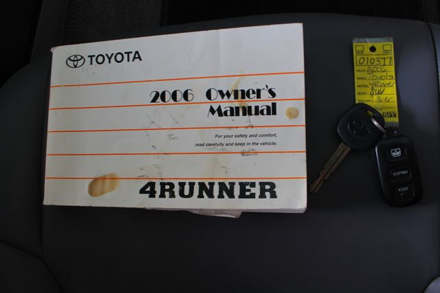 2006 Toyota 4Runner SR5 Sport RWD - 4.7L V8 ENGINE - JBL - LEATHER! Mooresville , NC 18